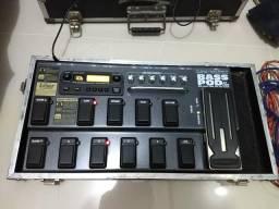 Pedaleira para Baixo da Line 6 - Bass Pod XT Live