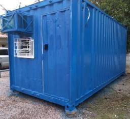 Container Escritório Pronto em 12x