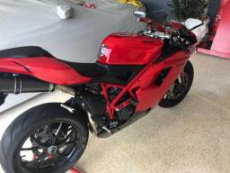 Ducati 848 evo SEM TROCA - 2013
