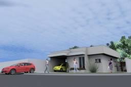 Casa nova em Cosmópolis-SP Previsão entrega p/ abril-2019. Aceita financiamento. (CA0110)