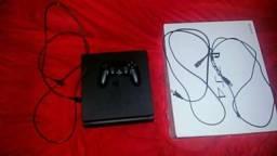 Playstation 4 semi-novo + FIFA 18