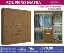 Guada roupas/Roupeiro Mafra
