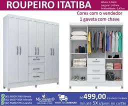 Guarda roupas/Roupeiro Itatiba