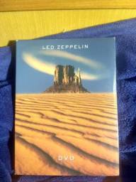 DVD Duplo Led Zeppelin - Live at the Royal Albert Hall