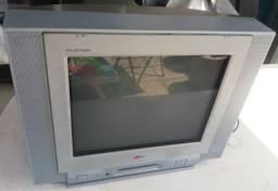 TV 14 polegadas LG com controle