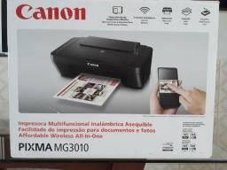 Impressora Multifuncional Canon EM 3x Cartões