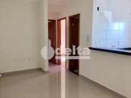 Apartamento à venda com 2 dormitórios em Santa mônica, Uberlândia cod:33235