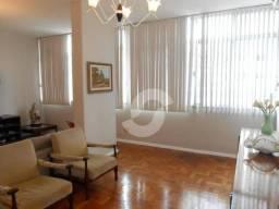 Apartamento com 4 dormitórios à venda, 148 m² por r$ 1.300.000 - icaraí - niterói/rj