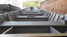 Barco de alumínio a parti de 454,54 a parcela - 2019