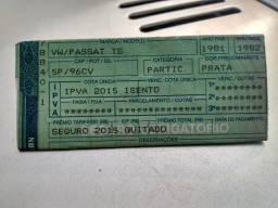 Passat TS - 1982