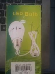 Lampada USB 5v de 7wats