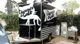 Food Truck - Espetinho/Hamburguer - Vendo/Troco