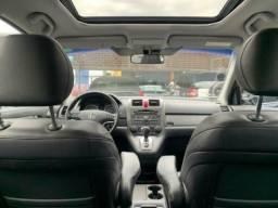 Aceito troca CRV carro excepcional 4x4 + Teto Solar e Retrovisor câmera frontal e traseira - 2011