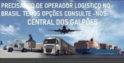 Precisa de operador logistico no brasil. temos opções