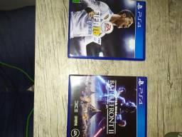 FIFA 18 e Battlefront ll