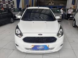 Ka SE 1.0 2017- COMPLETO - Saldão Soft Car - 2017