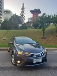 Corolla GLI 1.8 automático 2017 - 2017