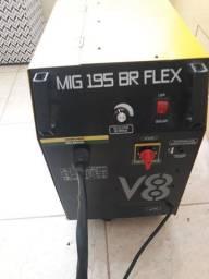 Vendo MIG V8 nova, sem uso.