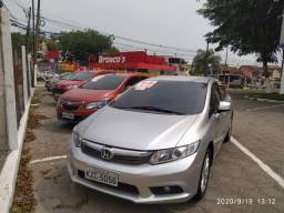 Honda Civic Sedan LXS 1.8 2013/2014 Automático - único dono