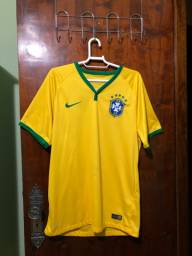 Camisa Brasil x Nike