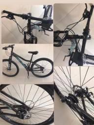 Bicicleta, aro 29 - quadro 15,5