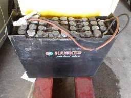 Bateria de paleteira e transpaleteira elétrica