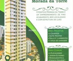 Localização privilegiada e muito conforto se encontram aqui | Ed. Morada da Torre!!