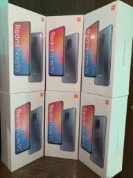 Xiaomi note 9s 128gb 6gb de Ram Camera selfie 16mpx. Tela 6.67?