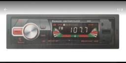 Auto radio bluetooth sd usb entrega grátis