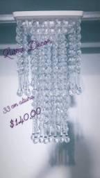 Lustre Decor .....Promoção por $140,00