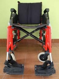 Cadeira de Rodas Funcional Jaguaribe (novíssima)!!!
