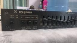 Cygnus ge 400 equalizador