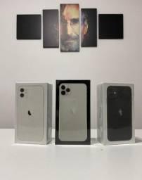 Ultimas unidade iPhone 11 e 11 Pro Max lacrado 1 ano de garantia - Loja Centro de Niterói
