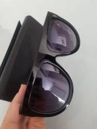 Óculos preto Grande moderno 60$
