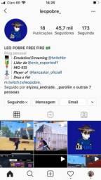 Vendo conta no Instagram 45k de seguidores