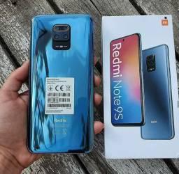 Xiaomi redmi note 9s - Lacrado