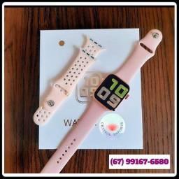 SmartWatch com duas pulseiras