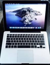 Macbook Pro. Intel i5. Mem. 10 GB. SSD 240 GB. Bateria NOVA. Aceito Cartão