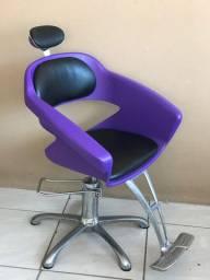 Cadeira hidráulica dompel