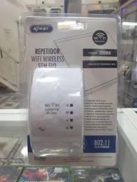 Repetidor de sinal wifi- entrega e configuração gratis