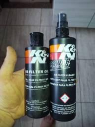 Kit de limpeza filtros k&n