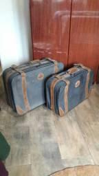 Conjunto de malas antigas