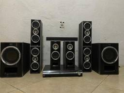 Home theater 7.2 canais SONY