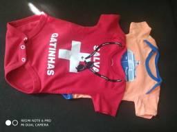 Roupinha de bebê 0 3 mês vendo a 10 reais cada