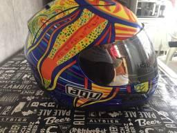 Capacete AGV Valentino Rossi