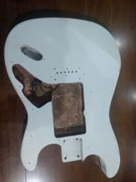 Corpo Guitarra Stratoscaster nitrocelulose