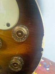 Baixo LesPaul Triumph Guitars Raro