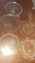 Vende_ se prato de microondas