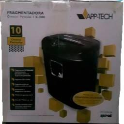 Fragmentadora de papel APP-TECH c.1000 - Semi-Nova