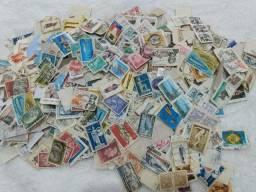 Selos de cartas antigos variados